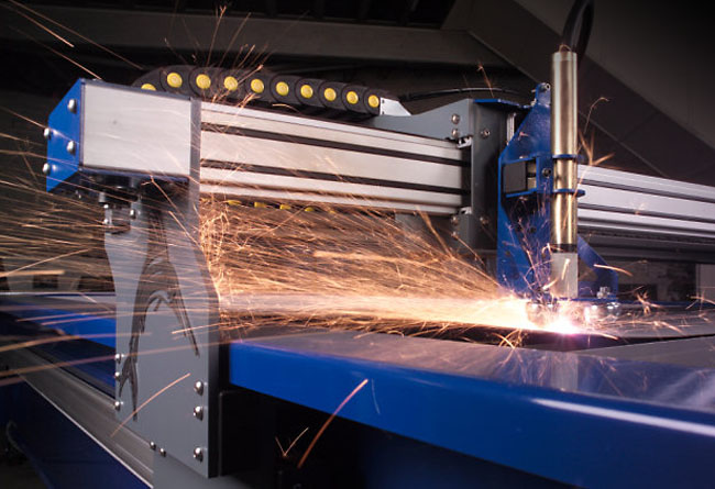 New Plasma Cutting Machine: Blue Marlin 2