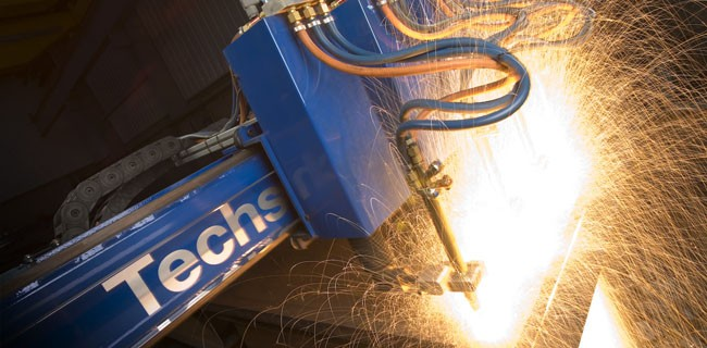 GP 5000 Gas-Plasma Cutter