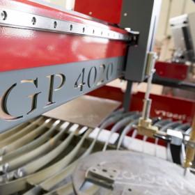 GP 4020 Gas-Plasma Cutter